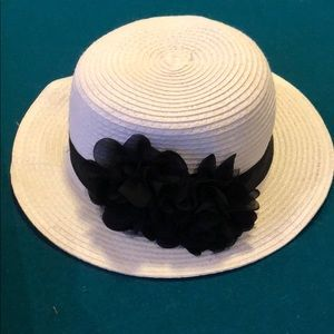 LF straw flower hat